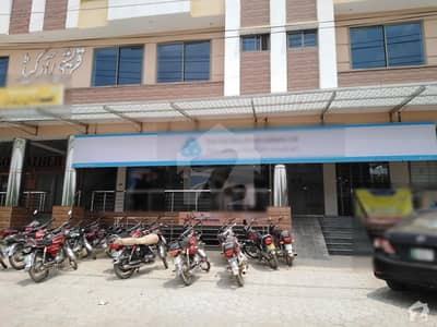 3 Marla 2nd Floor Flat For Rent Qureshi Arched Plaza Main Road Khushab Road Sargodha