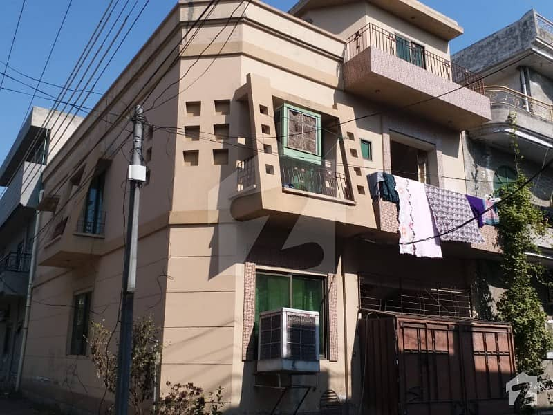 5 Marla Residential House Is Available For Sale At Punjab Cooperatives Housing Scheme Block A  At Prime Location