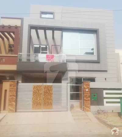 5 Marla House For Rent In AA Block Sector D Bahria Town Lahore