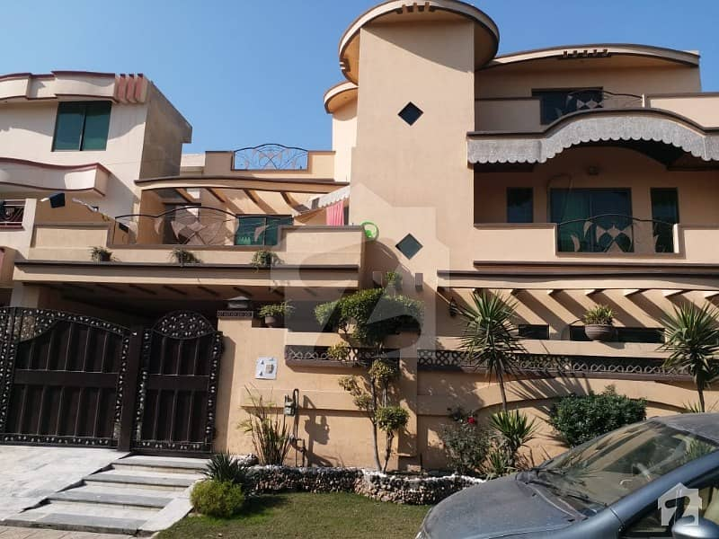 1 Kanal Residential House Is Available For Sale At Punjab Coop Housing Scheme Block A At Prime Location