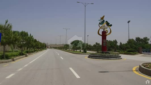 10 Marla Height Location Plot For Sale In Ghauri Town Phase 7 Islamabad