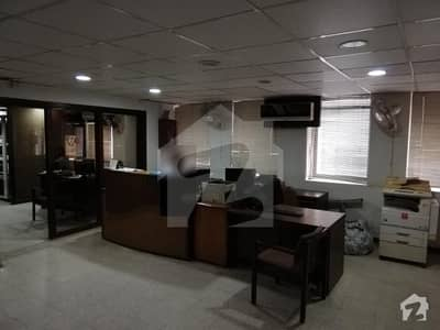 2450 Sqft Well Furnished Office For Sale