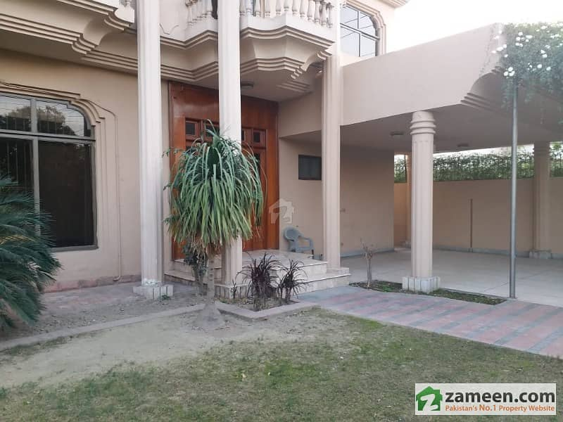 1 Kanal 7 Marla House For Rent In Shadman Lahore