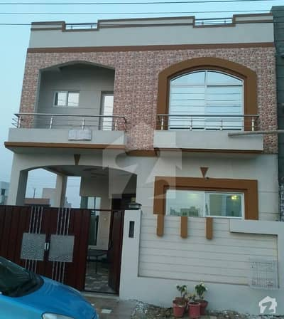 7 Marla Triple Storey House For Sale Waris Road Block B