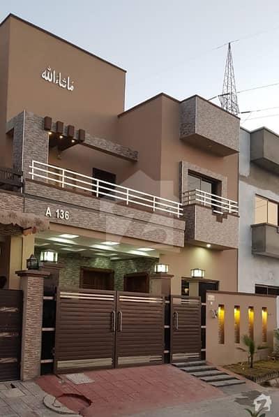کوہستان انکلیو واہ میں 5 کمروں کا 6 مرلہ مکان 1.4 کروڑ میں برائے فروخت۔