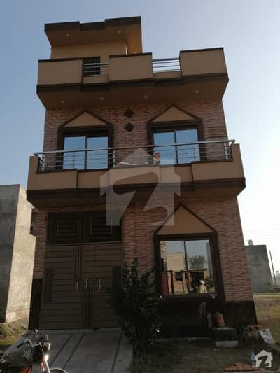 3 Marla  Double Storey House  shoaib Block phase 2  For Sale SA Garden Phase 2 For Sale