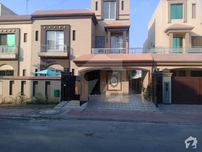 10 Marla  Brand New First Entry Furnished House For Rent In Jasmine Block Bahria Town Lahore