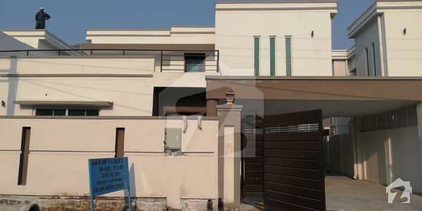 14Marla  Brand New Design SD House for Rent in PAF Falcon Complex GulbergIII Lahore