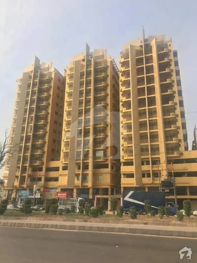 2 Bed Dd West Open Flat In Rajput Twin Towers