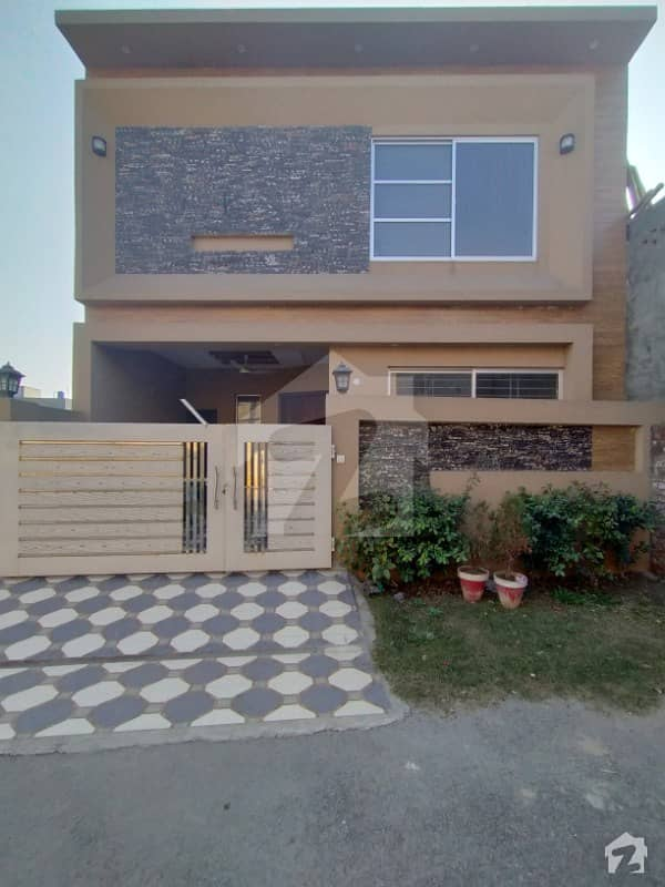 05 Marla Brand New Luxury House Available For Sale In State Life Society Proper A Block