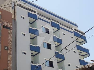 ڈی ایچ اے فیز 2 ڈی ایچ اے کراچی میں 3 کمروں کا 6 مرلہ فلیٹ 80 لاکھ میں برائے فروخت۔