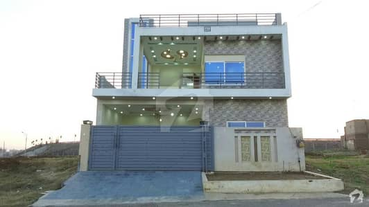 Brand New Double Unit House Is Available For Sale In Faisal Town F-18 Block A Islamabad