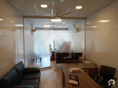 F11 Markaz Well Rented Newly Renovated Office For Sale Main Double Road