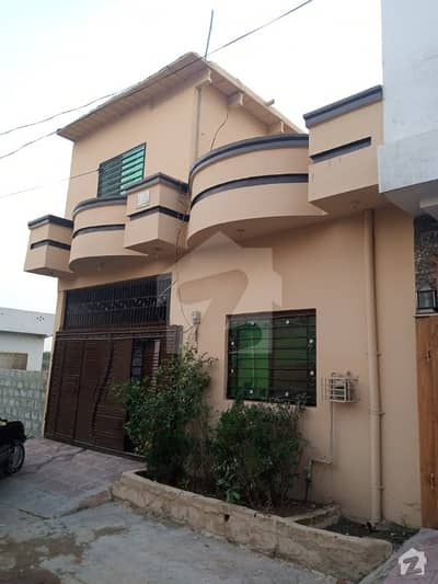 3 Marla Single Storey House For Sale With Gas Meter
