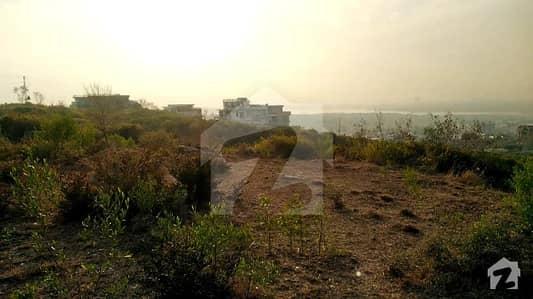 بنی گالہ اسلام آباد میں 50 کنال رہائشی پلاٹ 35 کروڑ میں برائے فروخت۔