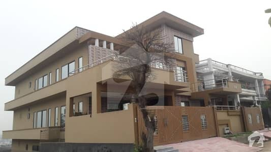 Brand New Kanal  Triple Storey House For Sale