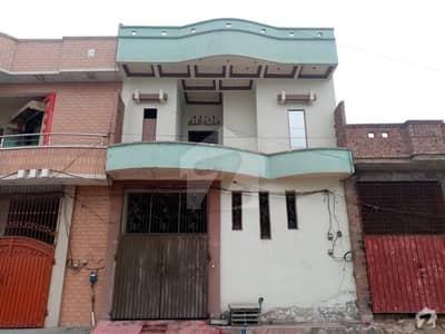 رحمان گارڈنز فیصل آباد میں 5 مرلہ مکان 60 لاکھ میں برائے فروخت۔