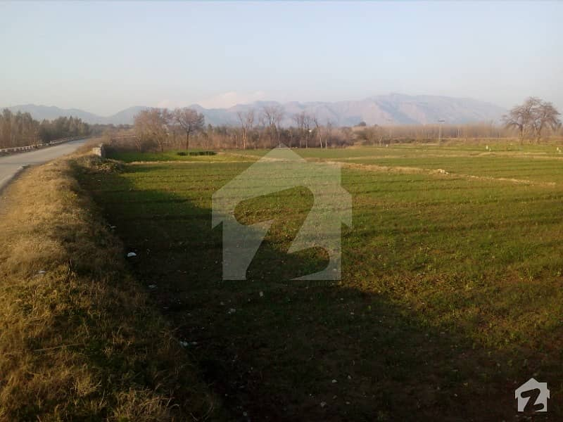 Cheap 100 Kanal Land For Agro Farming Project Sale Near Chakri Interchange