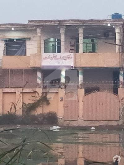 سانگلہ ہل روڈ شاہکوٹ میں 5 کمروں کا 10 مرلہ مکان 70 لاکھ میں برائے فروخت۔