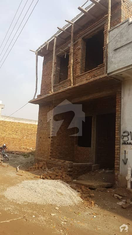 One And Half Storey Structure House Is Available For Sale At Lehtarar Road