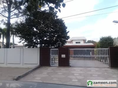 4 Kanal 10 Marla House For Rent In Garden Town Lahore