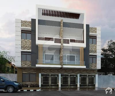 Most Prime Location 3 Bed Apartment in PECHS Block 2
