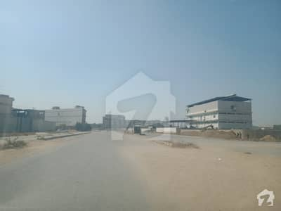 2420 yards Industrial plot which two side corner at 176 fit wide road in phase 2 SITE Super Highway