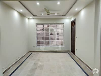 7 Marla Brand New House Available For Rent In Jinnah Gardens