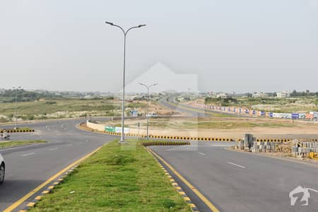 1 Kanal 500 Sq Yds Next to Corner Ideally Located Plot At Naval Anchorage Islamabad