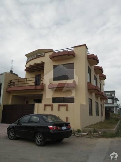 7 Marla Brand New Corner House For Sale In Block C Mpchs B-17