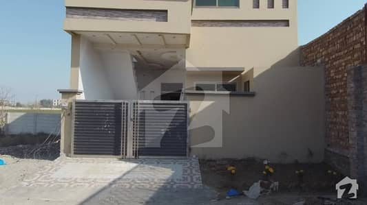 5 Marla House For Sale In Palm Villas Lahore
