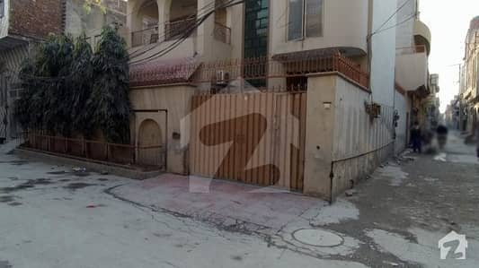 10 MarleSemi Commercial Half Double Storey Corner House For Sale In Mughalpura Lahore