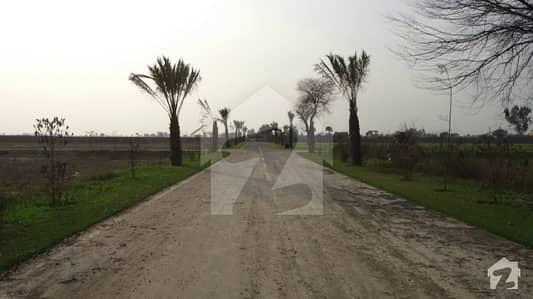 2 KANAL FARM HOUSE LAND FOR SALE ON EASY INSTALLMENTS