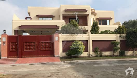 22 Marla Beautiful House Is For Sale In Wapda Town Phase 1