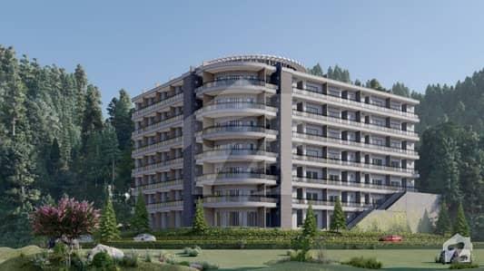 پائن سن سیٹ اپارٹمنٹس پیر سوہاوا اسلام آباد میں 1 کمرے کا 3 مرلہ فلیٹ 55.25 لاکھ میں برائے فروخت۔
