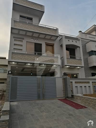 G-13 Brand New Double Storey House For Sale Home Ideal Location On Main 50 Feet Road