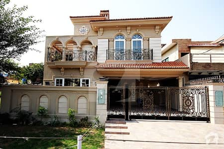 10 Marla Brand New Spanish House For Sale In DHA Phase 8 Park View