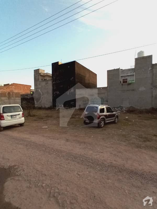 Residential  Plot For Sale In Ghauri Town Phase 8