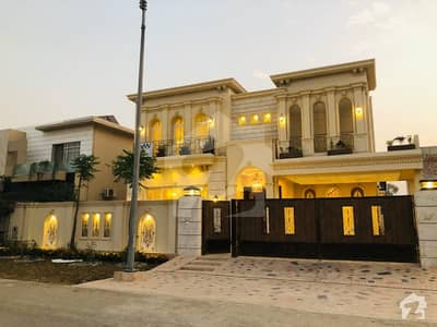 One Kanal Brand New Spanish Villa With Basement Top Location Near Dha Ooffice