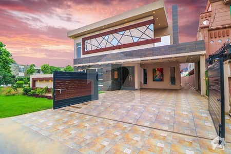 Most Beautiful Modern 1 Kanal Solid Bungalow For Sale At Prime Location