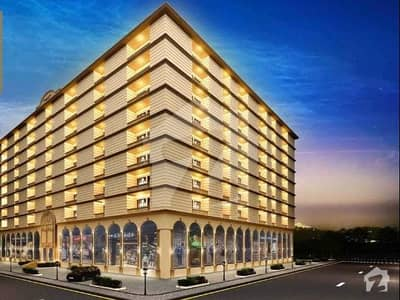 Flat is Available for Sale On installment in M2 Mall F17 Islamabad