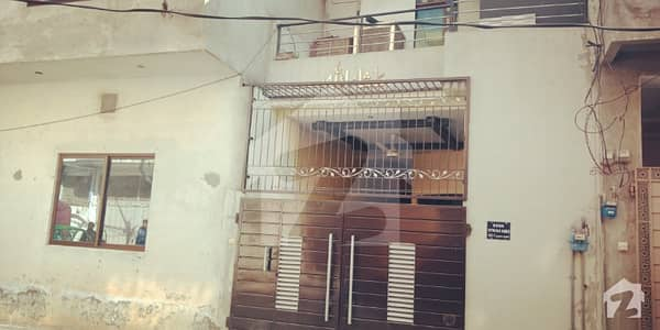 6 Marla Portion For Rent In Khuda Bux Colony