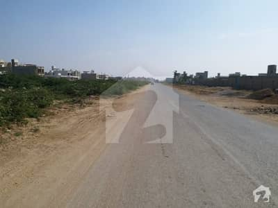 111.11 Sq. Yards Commercial Plot facing 200 Feet Road