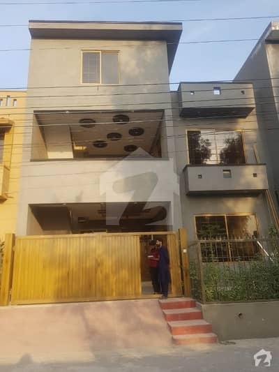 سوان گارڈن ۔ بلاک ایف سوان گارڈن اسلام آباد میں 4 کمروں کا 5 مرلہ مکان 1.2 کروڑ میں برائے فروخت۔