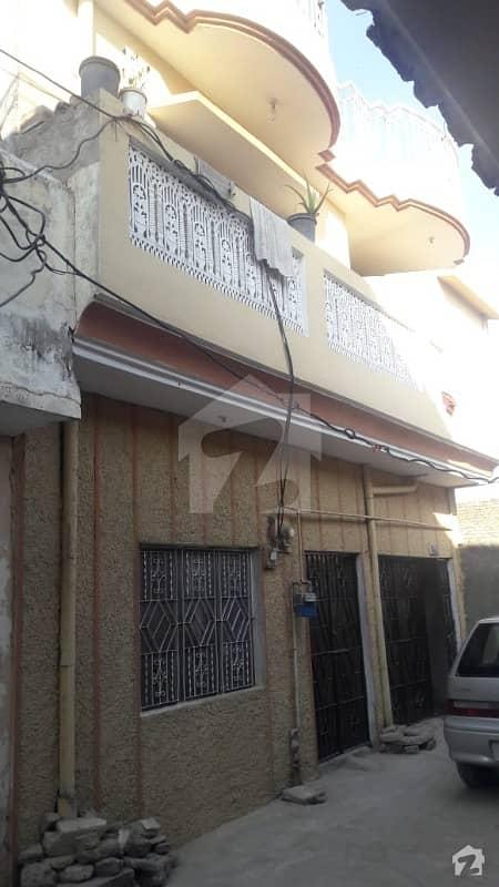 پیپلز کالونی راولپنڈی میں 4 کمروں کا 6 مرلہ مکان 85 لاکھ میں برائے فروخت۔