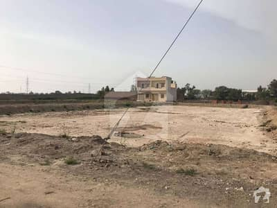 2 Marla Commercial Plot Available For Sale Prime Location In Sa Gardens Gt Road Lahore