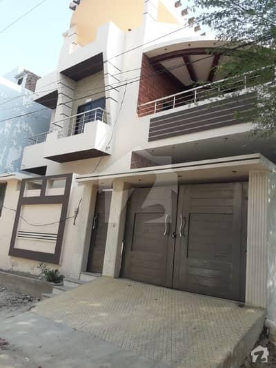 گلشنِ کریم حیدر آباد میں 8 مرلہ مکان 2 کروڑ میں برائے فروخت۔