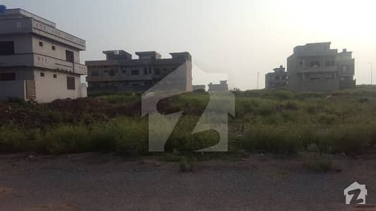 I-14/3 Main 50ft Road Ideal Location Size 25x50 Plot For Sale