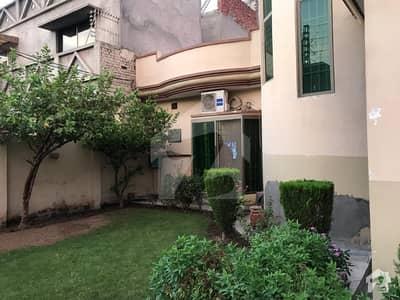 1 KANAL HOUSE FOR SALE IN MARGHZAR COLONY