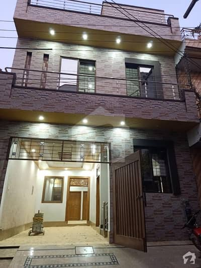 5 Marla Double Storey Brand New House For Sale Link Marghzar Block R